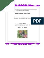 Grupos Funcionales y Nomenclatura Inorganica