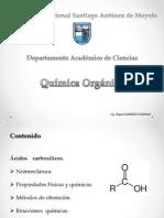 Quimica oganica