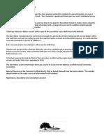 2015 Newsletter AGM Report