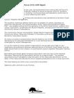 Caloundra Aerodrome Forum AGM Report 2015
