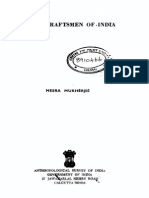 Metal Craftsmen of India - Mukherjee (1978)
