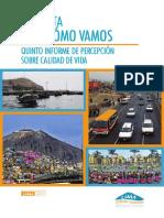 Encuesta Lima Como Vamos 2014