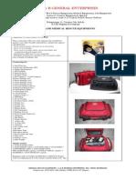 -c&b General Enterprises Medical Equipment