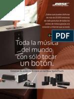 Catalogo Soundtouch Bose