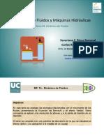 diapositivas de mecánica de fluidos