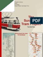 The Surabaya Tram Project