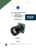 Camera Manual ESE cam