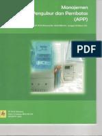 Buku Manajemen Alat Pengukuran Dan Pembatas (APP)