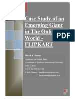 Case Study of an Emerging Giant in the O