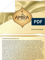 ANFI - Amira Nature Foods Ltd