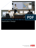 SYS600 Application Design