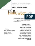 33 Proiect Educational
