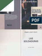 Tecnicas de Soldadura y Herreria .