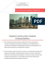 Construction Global Market Report
