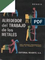 Alrededor Del Trabajo de Los Metales Por Bendix PARTE 1