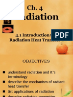 Chapter 4.1-4.2 Radiation