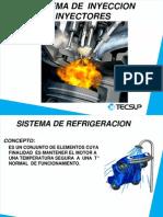 MOTORES de COMBUSTIÓN INTERNA 2015-2 Sesion 11 Inyectores e Inyeccion Electronica