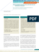 Estetica dental precolombina