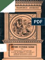 Epitome Historiae Sacrae