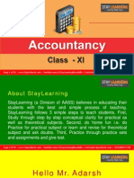 11th - Accountancy