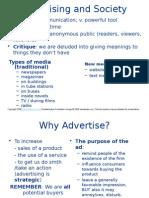 Advertising P