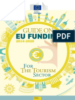 EC - Guide EU Funding for Tourism - Oct 2014
