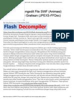 Cara Mudah Mengedit File SWF (Animasi) Dengan Aplikasi Gratisan (JPEXS-FFDec) _ Blog Urip Guru Kimia