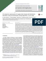 biobjective optimization