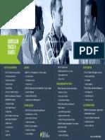 EMBA 2015 Curriculuma