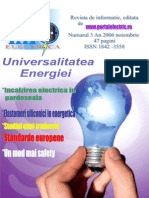 3-InfoElectrica - nr.3-.noiembrie 2006
