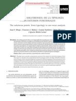 Las Puntas Solutrenses. de La Tipología a Los Estudios Funcionales