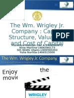 PPT Wrigley
