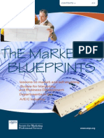 The Marketing Blueprint Lessons to Market & Sell Anything
