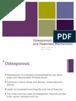osteoperosis presentation final