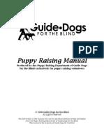 Puppy Raising Manual