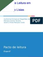 O Pacto de Leitura em Divórcio, de Ricardo Lísias