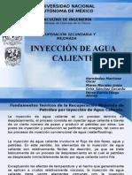 Recuperacion Inyeccion de Agua Caliente