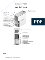 Dimension-9200 Owner's Manual It-it