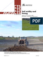 Soil Acidity Liming
