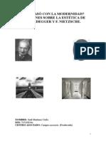 Estetica de Heidegger