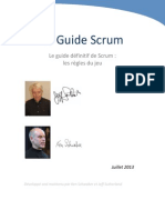 Scrum Guide - FR