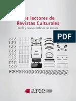Lectores de revistas culturales