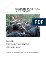 Emancipatory Politics Edited by Feuchtwang and Shah