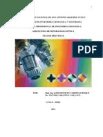 Guia de Practicas Optica 2015-1