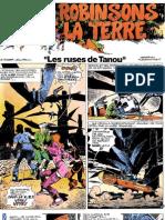 Les Robinsons de La Terre 04 - Les Ruses de Tanou