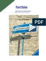 Portfolio Einbahnstrasse