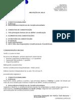 Delegado de Polícia Civil Damásio 2015 Direito Constitucional Prof. Flávio Martins 139 Pgs