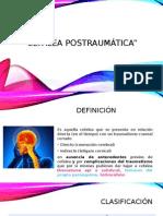Cefalea Postraumática