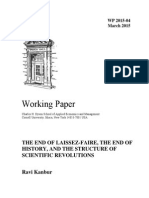 [Paper] the End of Laissez Faire