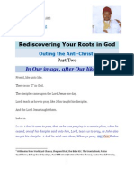 Rediscovering Your Roots in God Part Two